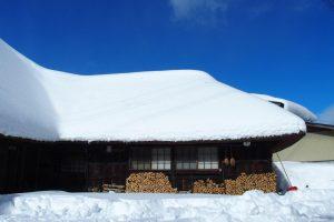 野田村の冬