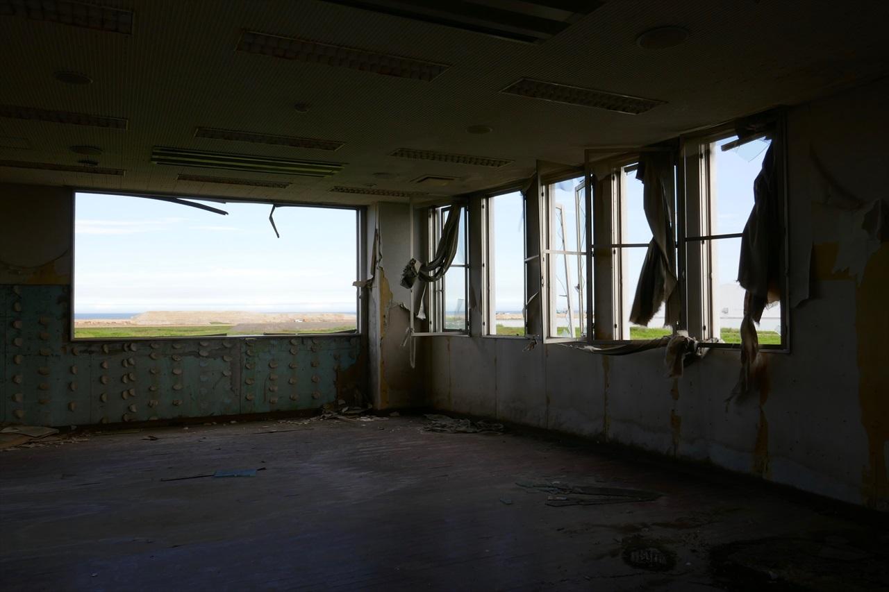 棚塩集会場の内部
