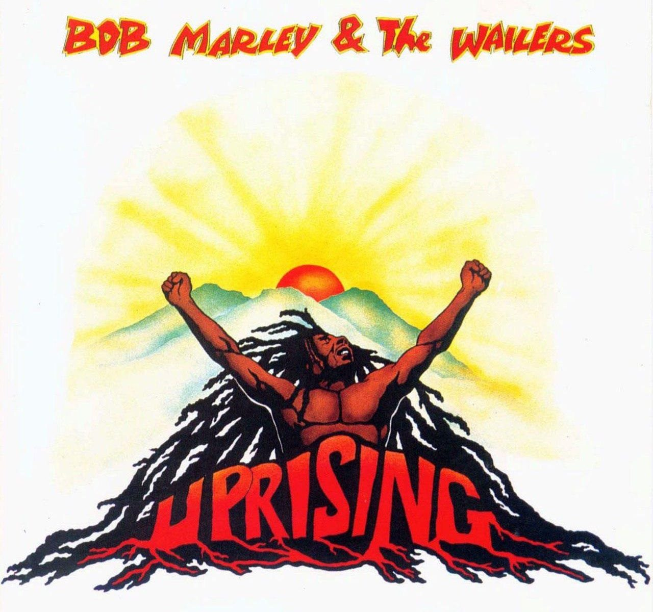 "Bob Marrlly & The Wailersの""Uprising"""