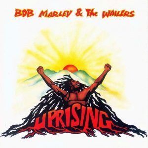 "Bob Marrlly & The Wailersの""Uprising"""