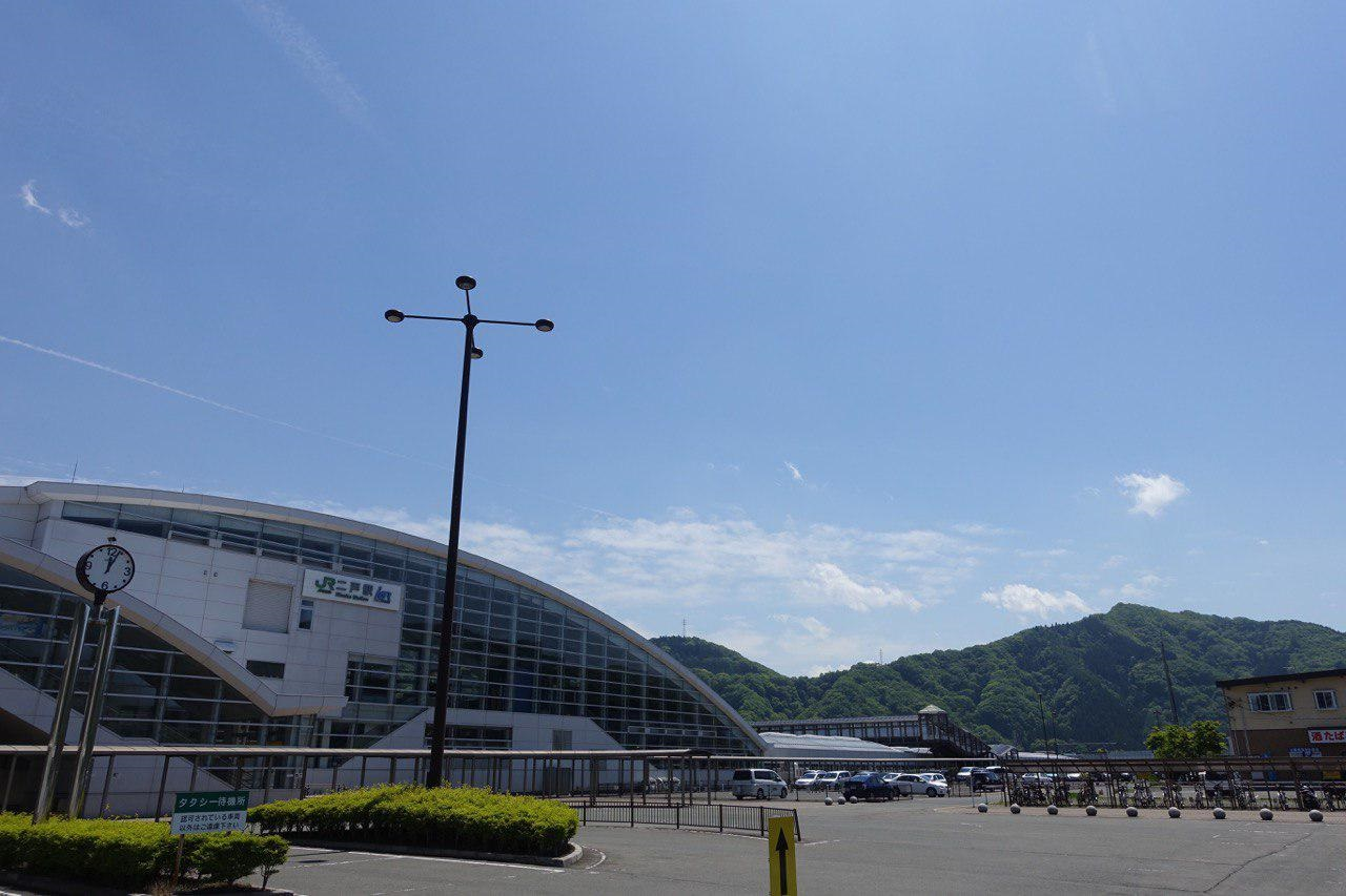 JR二戸駅