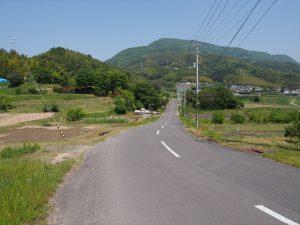 (C)高瀬方面(香川県三豊市)から撮影