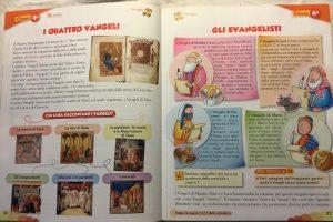 小学校4年生の宗教の教科書
