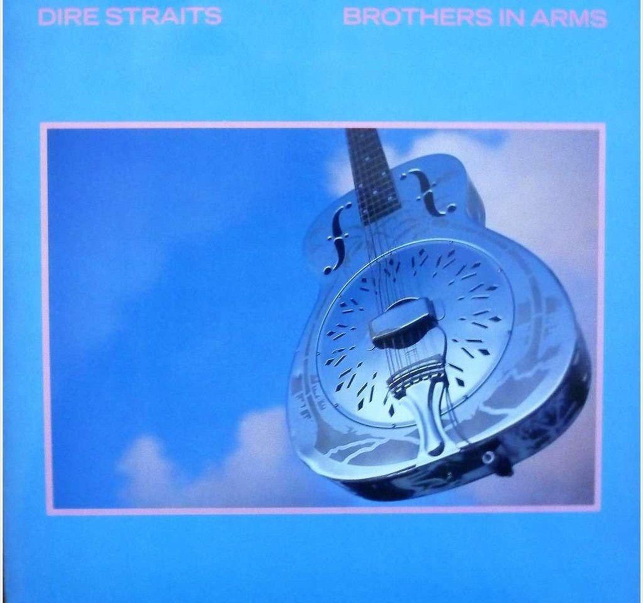 ドブロ・ギターを大きく移した、ダイアー・ストレイツのアルバム、Brothers in Arms