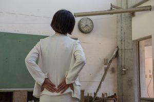 石巻市立大川小学校 津波が来たと思われる時間で止まったままの時計